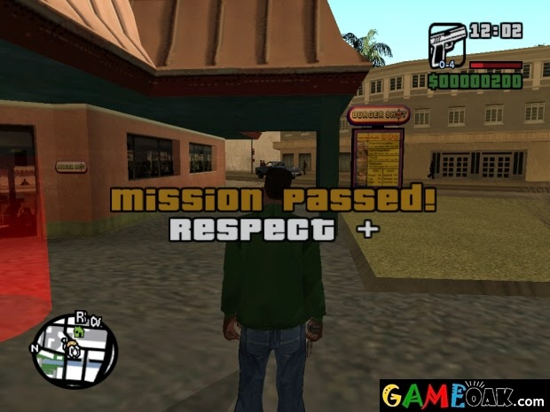 GTA San Andreas free download for PC with Cheats Codes ~ Download Free Games for PC