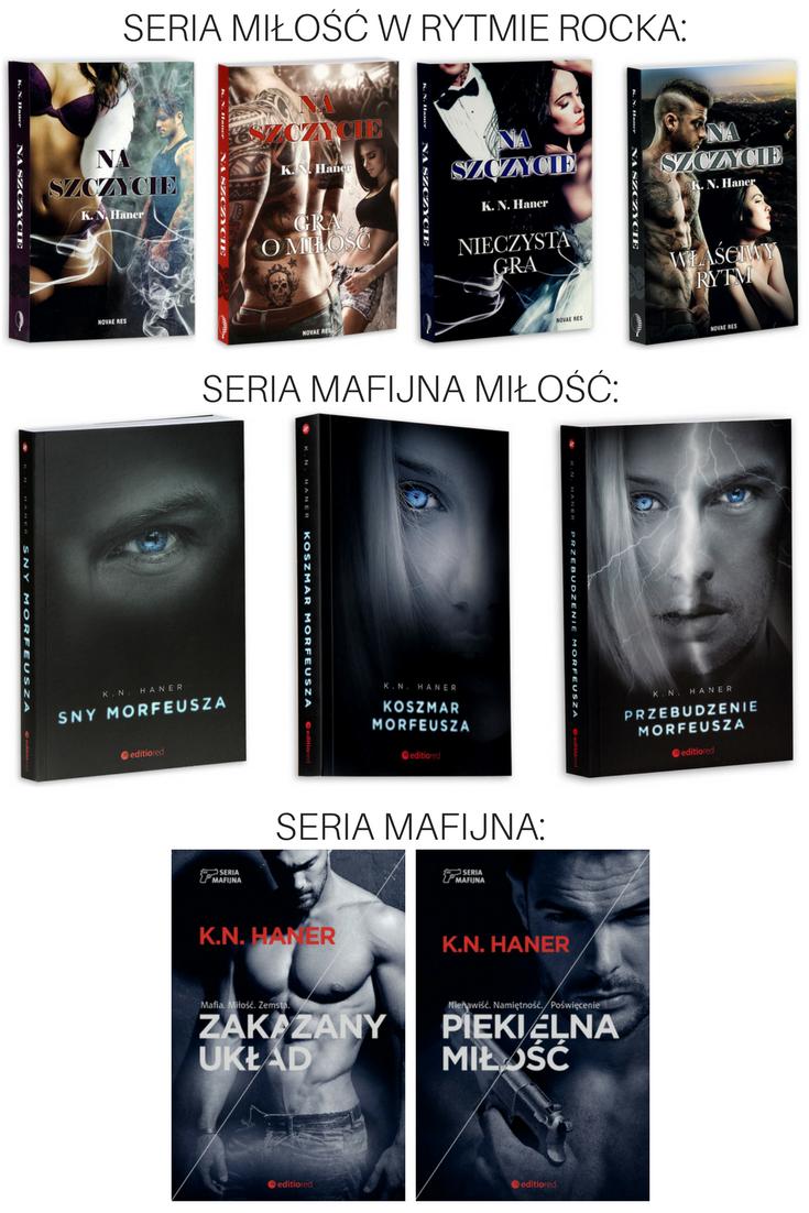 Moje serie: