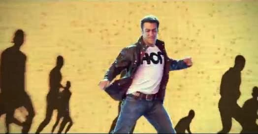 Jai Ho Title Song - Salman Khan