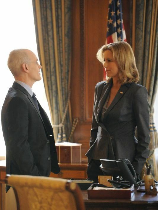 Madam Secretary (2014) Temporada 1