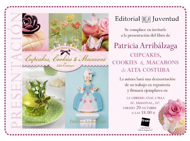 Presentación libro de Patricia Arribálzaga en FNAC
