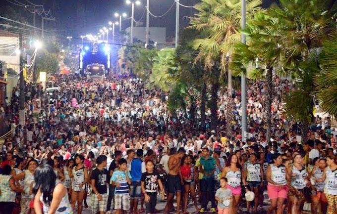 Segurança faz avaliação positiva do carnaval em Caxias