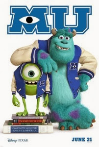 Download film Monster University 2013