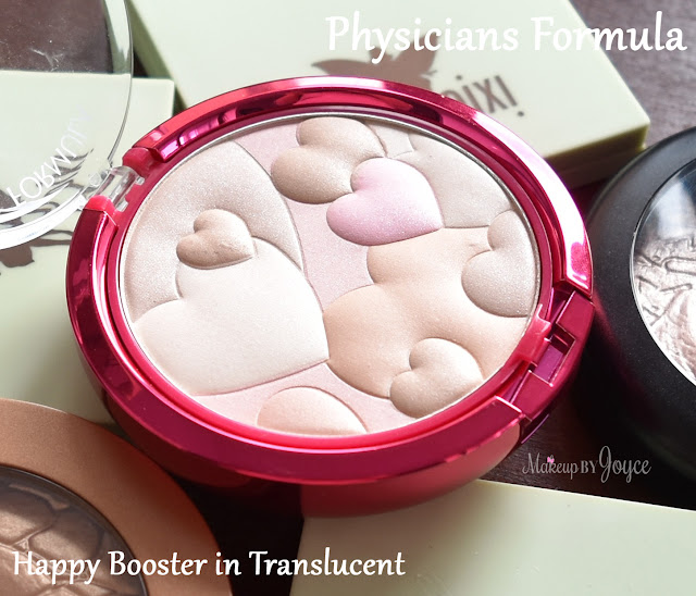 Physicians Formula Happy Booster Glow Mood Boosting Powder in Translucent Review