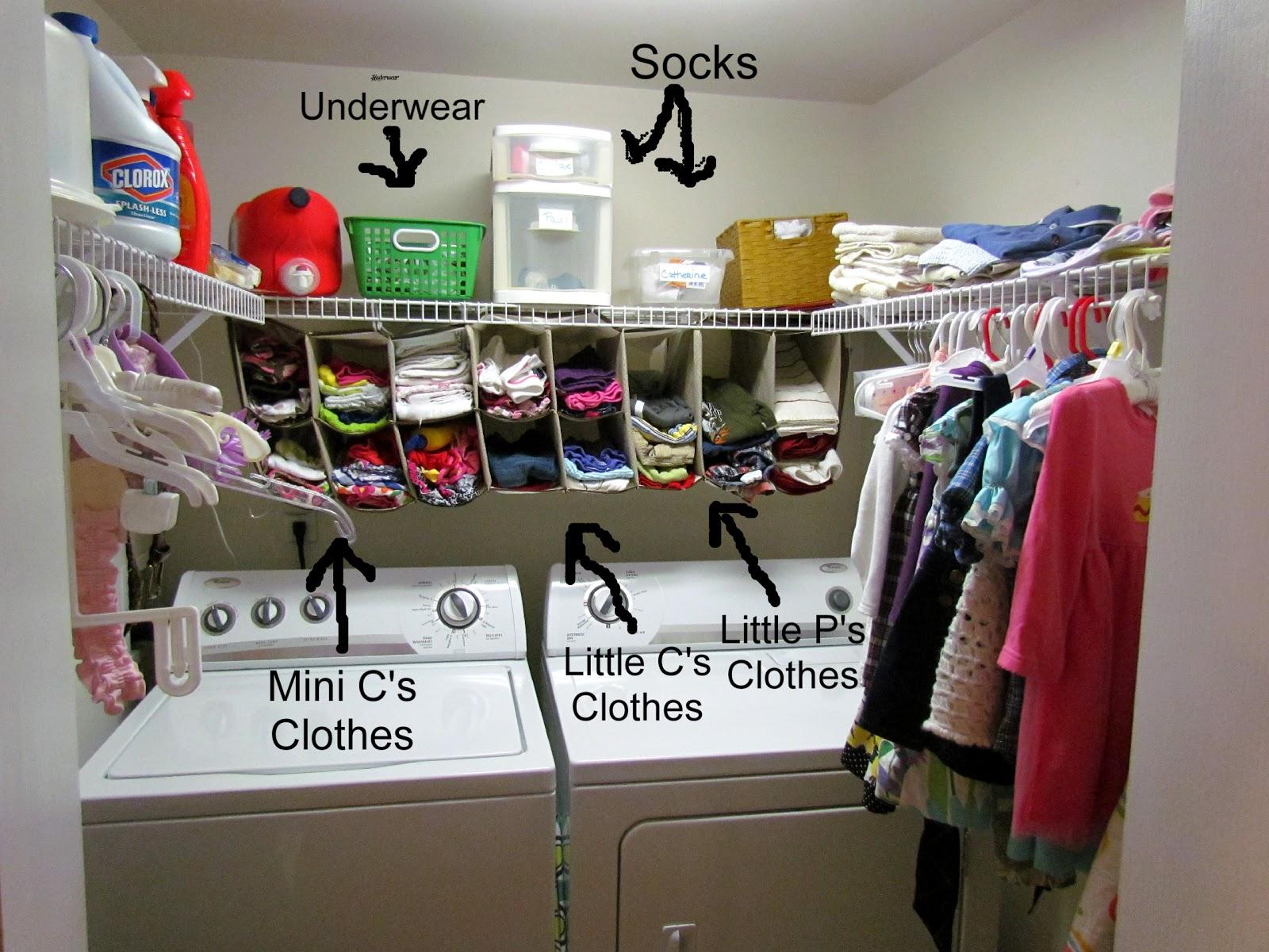 I Never Thought I'd LOVE My Laundry Room | The Common Sense Mama