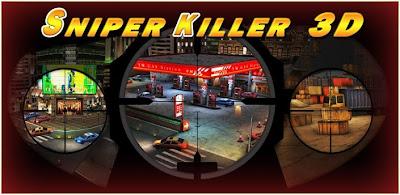 Sniper &amp Killer 3D apk