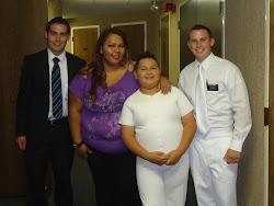 Federico's Baptism Aug 2012