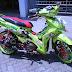 Gambar Modifikasi Motor Honda Revo