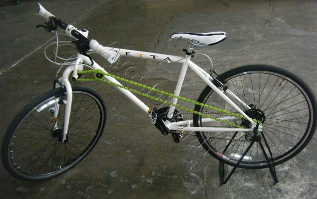 Green Bird Witchcraft The Two Wheel Drive Mountain Bike