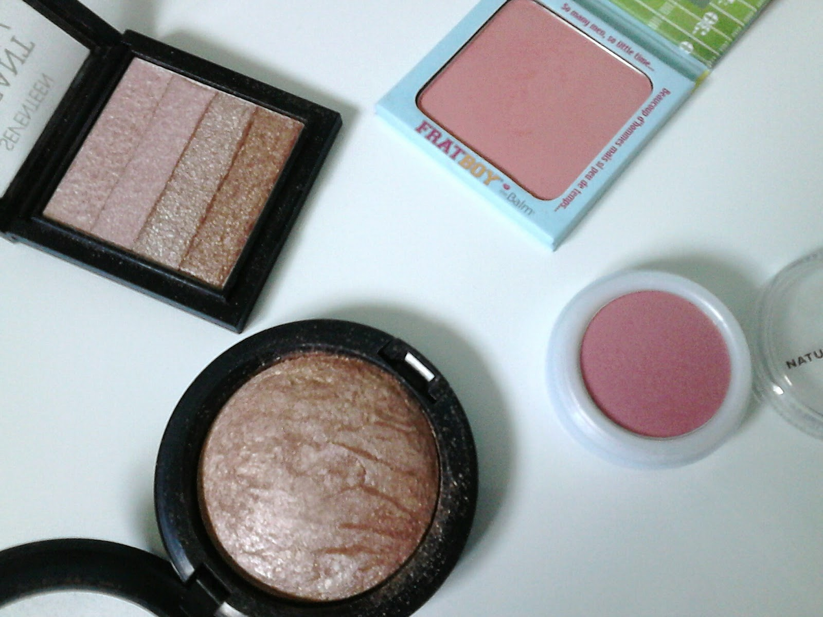 Spring and Summer Blush and Highlighter Picks