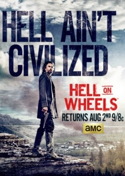 Hell on Wheels 4ª Temporada