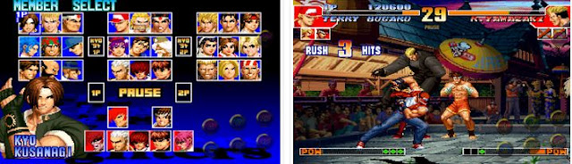 THE KING OF FIGHTERS '97 v1.2 APK