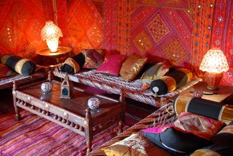 Moroccan Wedding Decor