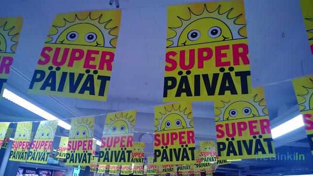 Superpäivät at K-Supermarkets