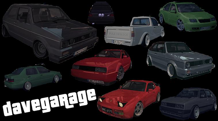 Dave's Garage