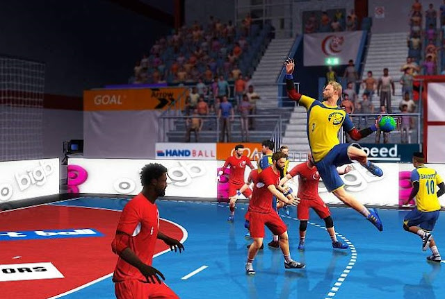 Handball 16 Review