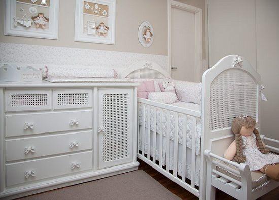 Bellos dormitorios para beb s reci n nacidas dormitorios for Cuartos de nina recien nacida