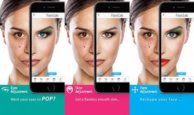 Aplikasi Foto Editor Untuk Make Up Wajah