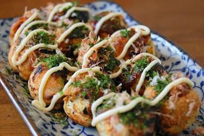 Takoyaki Gurita