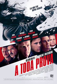 "Cartaz nacional de ""A Toda Prova"""