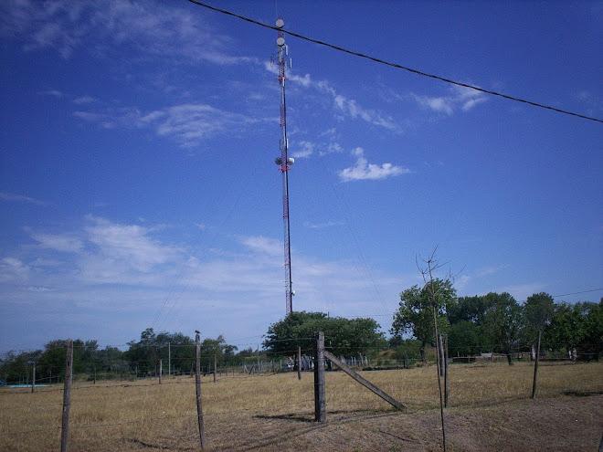 Aerogenerador para sistemas de comunicaciones