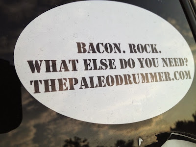 The Paleo Drummer