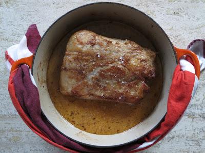 Side Meat: Pork Loin Braised in Milk