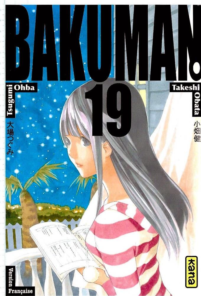 Bakuman tome 19 - Décision et enchantement chez kana