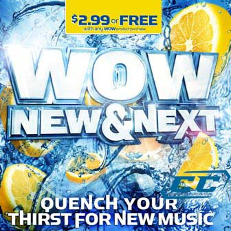 Various Artists - WoW Hits 2012 tracklisting