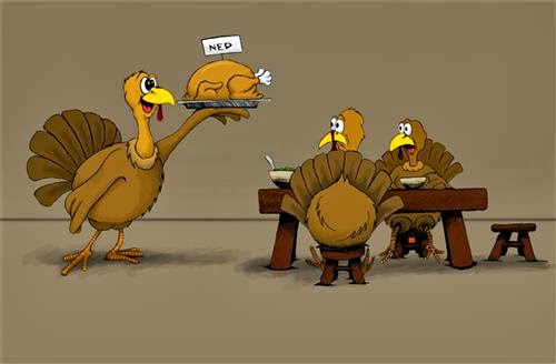 Top Funny Thanksgiving Pictures For Facebook Cover