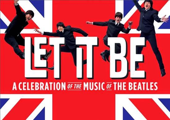 West End and Broadway Beatles LET IT BE Liverpool Royal Court Theatre
