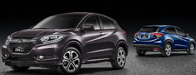 Review Mobil Honda HR-V