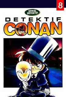 eBook Komik Bahasa Indonesia Serial Detektif Conan - Buku 08