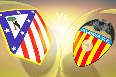 Atletico Madrid vs Valencia vivo