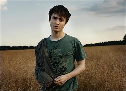foto Daniel Radcliffe