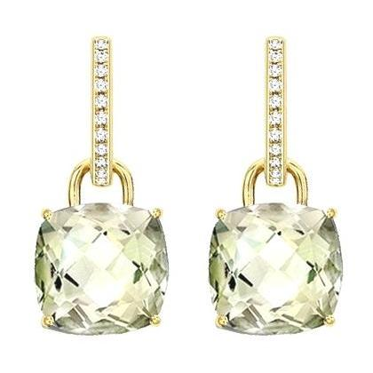 Kate Middleton - Style - Fashion - KIKI McDonough Earrings