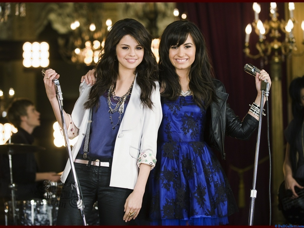Demi Lovato And Selena Gomez Music Stage This Is A Special