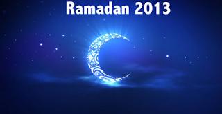 Hari Pertama Puasa Ramadhan 2013