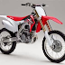 Motor Trail Honda CRF 250R & 450R & Spesifikasi nya