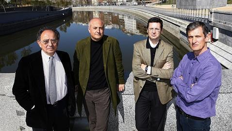 Rubio lvarez sala blog los cirujanos del nuevo madrid for Fernando porras arquitecto