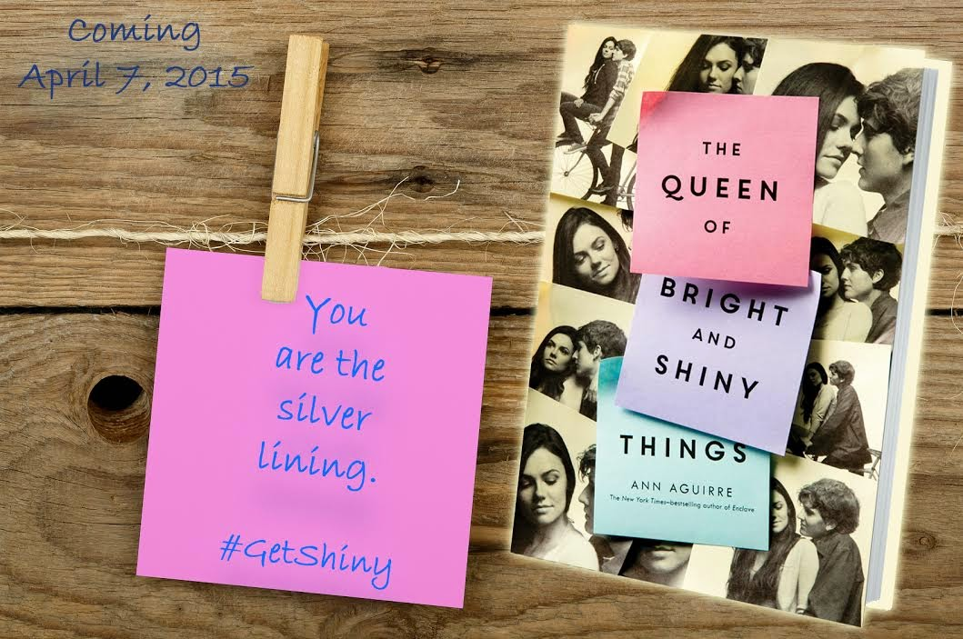 The Queen of Bright and Shiny Things Quote