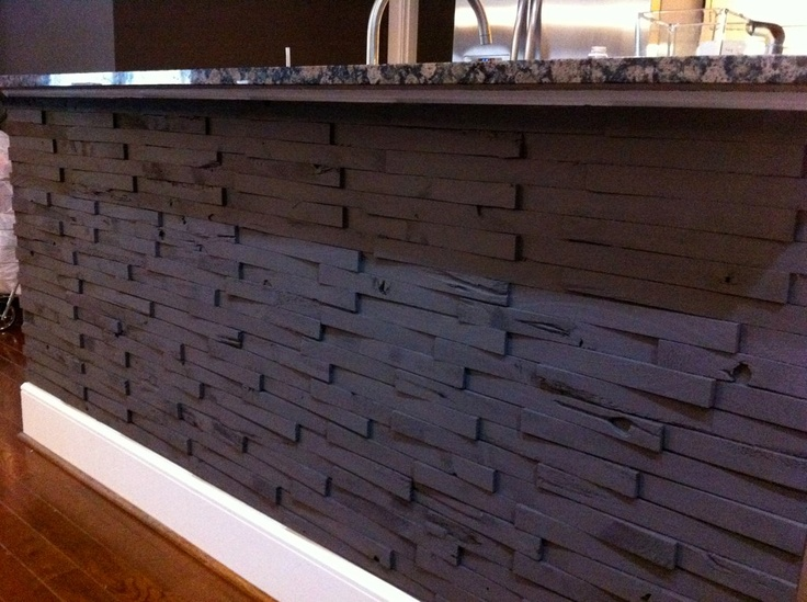 Curtain Wall Shims : Pure and noble reduce reuse recycle wooden shims