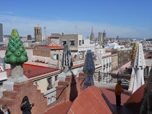 Palazzo Guell di Gaudì
