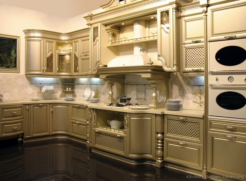 The Little Cottage On The Pond Steampunk Kitchens