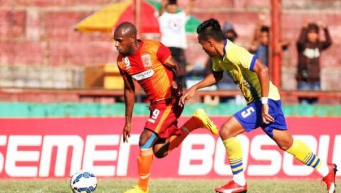Gresik United 1-3 Pusa Mania Borneo FC