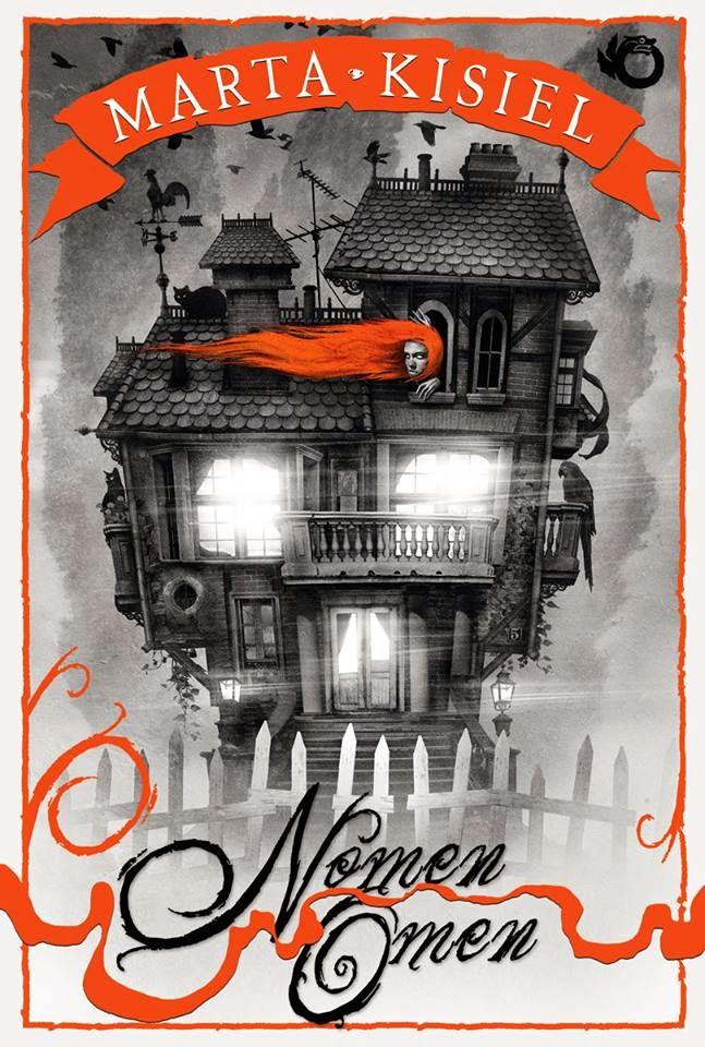 Okładka książki Marty Kisiel - Nomen Omen