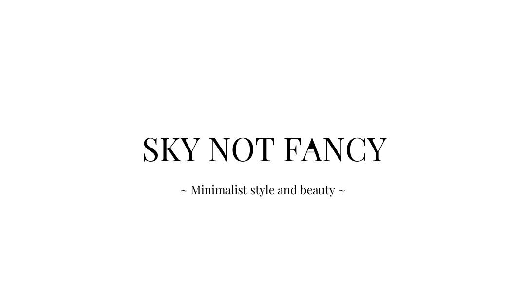 SkyNotFancy