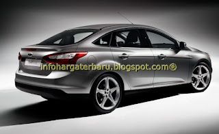 Harga All New Ford Focus Spesifikasi 2012
