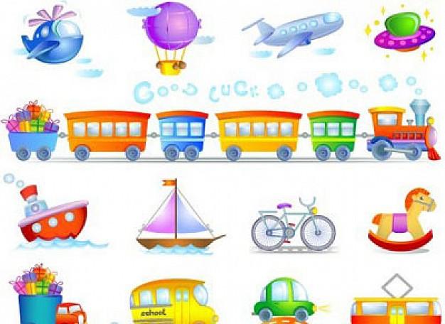 Clase De Los Medios de Transportes: Inicio