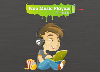 21 Free Music Players For Your Website and Blogs